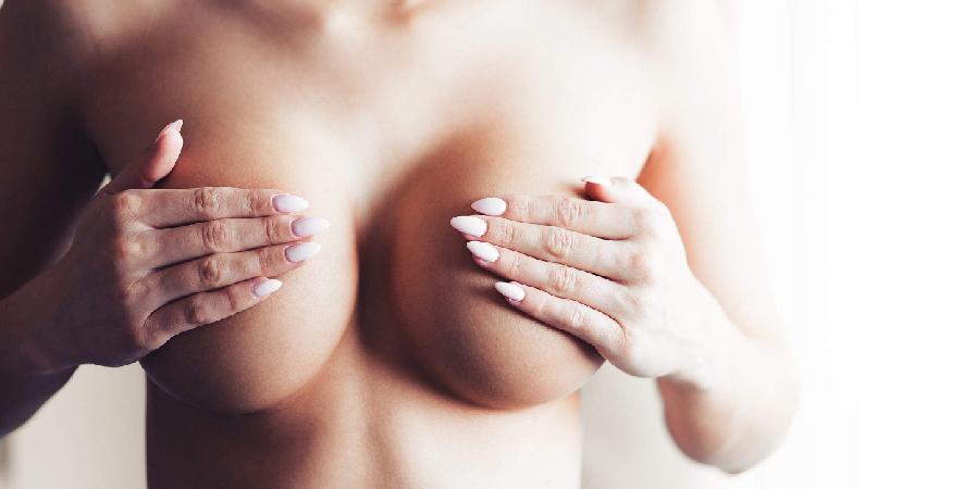 豐胸穴道按摩