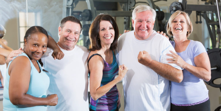 年紀大體力差? 八個測驗教你改善體能!